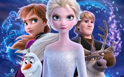Festa a tema Frozen