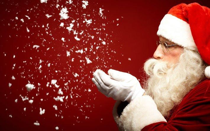 Babbo Natale a domicilio Roma