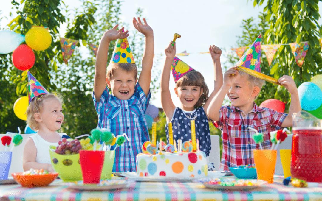 Feste per bambini roma